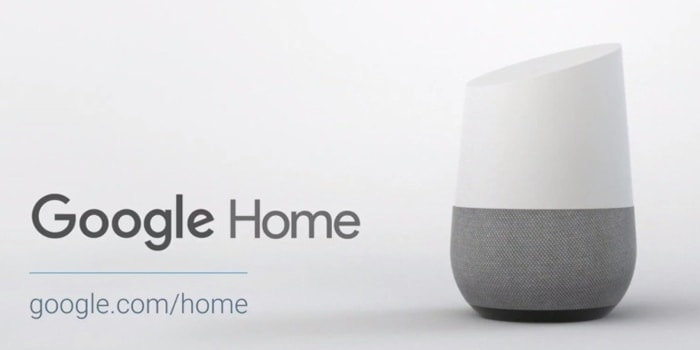 Google Home virtual assistant app development