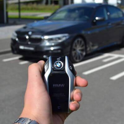 BMW sleutel