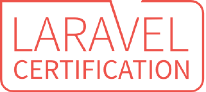 Laravel gecertificeerde webdevelopers