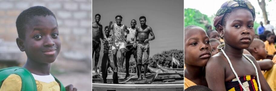 Sfeerbeeld van Noord-Ghana